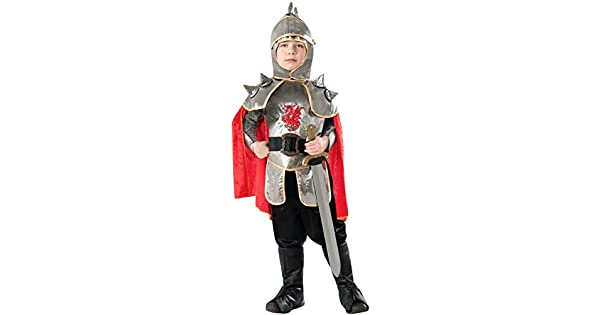 Amazon.com: Forum Novelties - Disfraz de caballero de plata ...