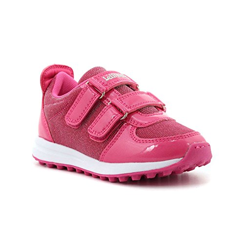 26 EU Fille Fuchsia Violet Kelly de Lelli Gymnastique Chaussures T68f0B