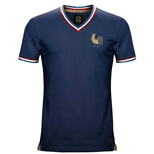 (Vintage France Home Soccer)