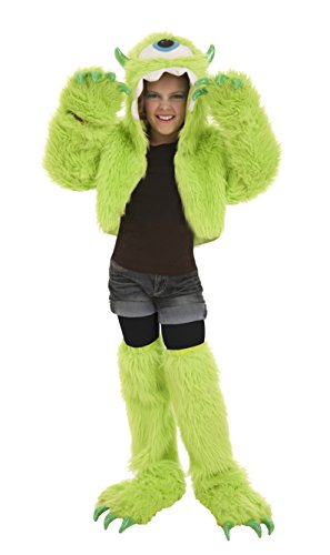 Princess Paradise Mikey Shrug Costume Set, Multicolor, Tween 10/12