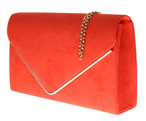 Handbags orange Pinky Nude Girly femme pour Pochette 7RwqdxzBSd