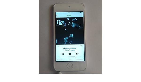 Apple iPod Touch - Reproductor MP4 de 32 GB, color blanco y ...