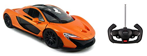 PowerTRC 1:14 Scale Mclaren P1 Model Super Car Orange