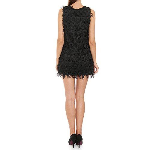 Vestito Liu Jo Donna Nero 46/XL