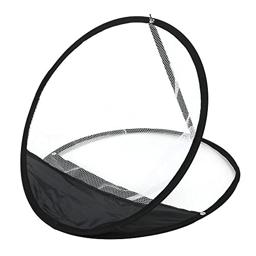 WinnerEco Portable Pop up Golf Chipping Pitching Practice Net Training Aid Tool for Golf Training Collapsible Chipping - Screen Collapsible Pitching