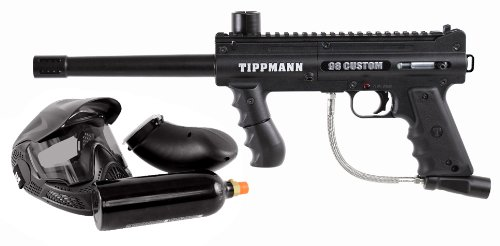 Tippmann 98 Custom Platinum Series NON-ACT Power Pack