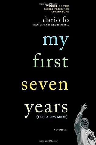 book cover of My First Seven Years