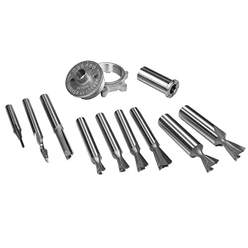 112 Accessory Kit - LEIGH ACRTJ Accessory Kit for RTJ400 Router Table Jig