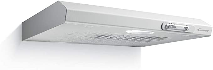 Candy CBG625X - Campana Encastrada - Grupo Filtrante- Acero inoxidable 209m³/h - Clase E - 63 dBA: Amazon.es: Grandes electrodomésticos