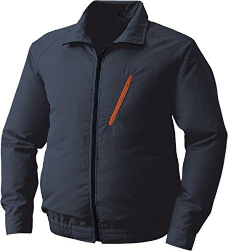 XE:KU90510 スポーティー長袖空調服【釣り 野球観戦 カジュアル 倉庫 暑さ対策 作業服 作業着 涼しい 運送業】