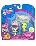 Littlest Pet Shop Prized Pet Pairs Series 1 Figures Sugar Glider Bird, Baby & Kids Zone