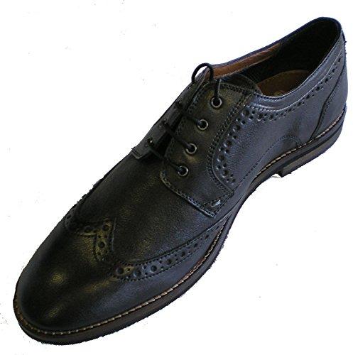 Ara Heren Lederen Sneaker Noir