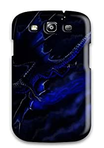Galaxy S3 Case Slim [ultra Fit] Midnight Dragon Protective Case Cover