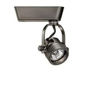 WAC Lighting JHT-164L-BK Juno Series 75-watt Low Voltage Track Head, Black