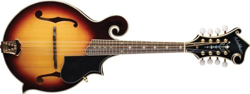 Washburn  M3SWK Florentine Cutaway Mandolin (Natural) by Washburn