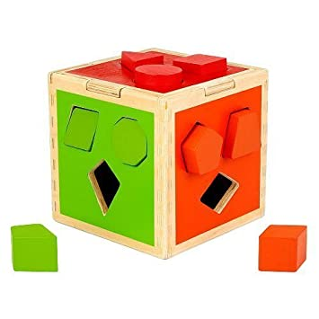 Imaginarium Shape Sorting Cube by Toys R Us by Toys R Us