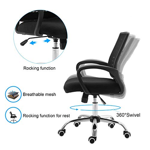 Office Chair Ergonomic Desk Chair Mesh image 6