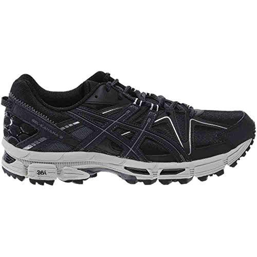 ASICS Men's Gel-Kahana 8 Trail Runner Black/Onyx/Silver 7 M US by ASICS (Image #1)