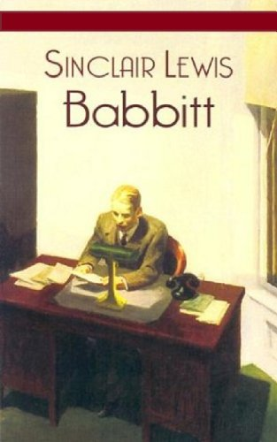Babbitt - Full Version (Annotated) (Literary Classics Collection Book 59)