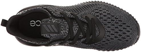 adidas 子供用 アルファバウンス AMS J ランニングシューズ US サイズ: 6.5 Big Kid カラー: グレイ