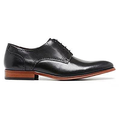 Julius Marlow Fade Men's Oxforfds Shoes, Black, 10 AU