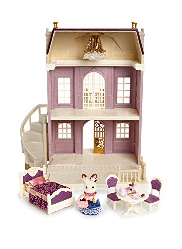 Calico Critters Elegant Town Manor Gift Set (Furniture Town)
