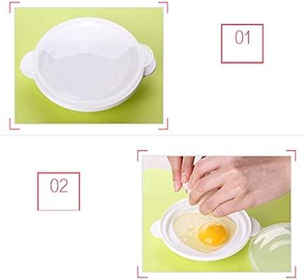 Compra Horno de microondas Vaporizador de Huevos Microondas Huevo ...