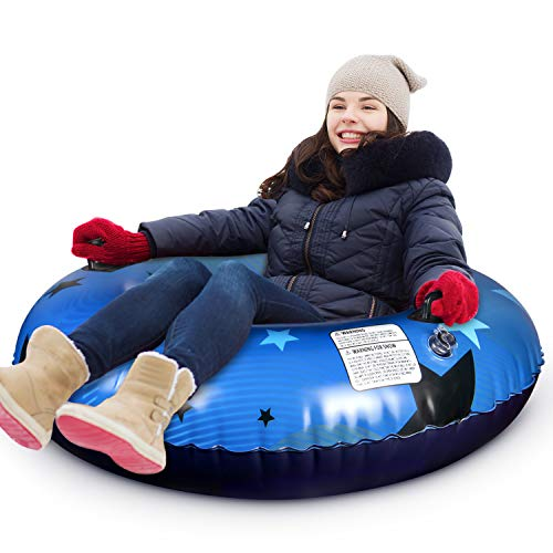 Kupton Inflatable Snow Tube