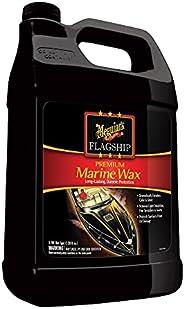 Meguiars Inc. Meguiars M6301 Flagship Premium Marine Wax