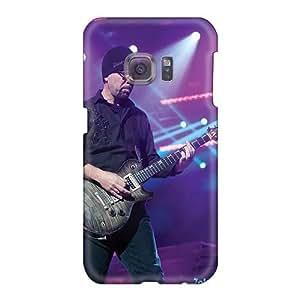 Samsung Galaxy S6 QIr16913ucWq Support Personal Customs Beautiful Godsmack Band Skin Durable Hard Phone Case -JonBradica