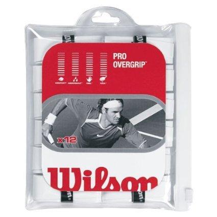 Wilson Pro Overgrip (12 Pack)