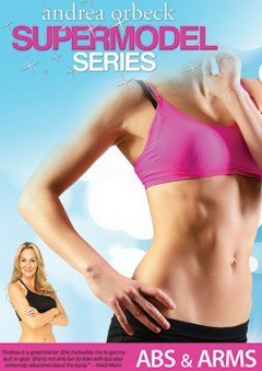 Supermodel Series Abs and Arms DVD with Andrea Orbeck