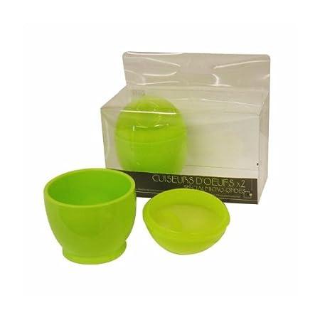 BW - Hervidores de huevos para microondas (2 unidades): Amazon.es
