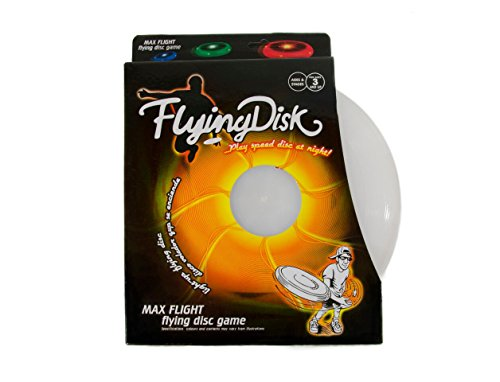 Go2fly Frisbee Disc Light Up Frisbee Great for Adults and Ki