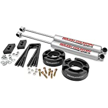 Rough Country - 570.20 - 2.5-inch Suspension Leveling Lift Kit w/ Premium N2.0 Shocks