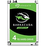 HD Interno, Barracuda Compute HDD 3.5, 4TB, ST4000DM004, Seagate, HD interno, Prata