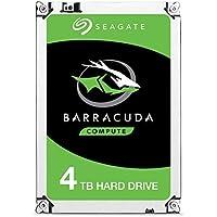 Seagate Barracuda Internal Hard Drive 4TB SATA 6Gb/s...