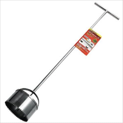 ガーデンヘルパー(GardenHelper) ステンレス ロングマルチ穴あけカッター100 HCL-100