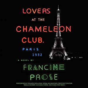 Lovers at the Chameleon Club, Paris 1932 Audiobook