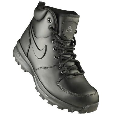 Nike Men s Manoa Leather Hiking Boot (8 D(M) US) Black  4b2d41f26