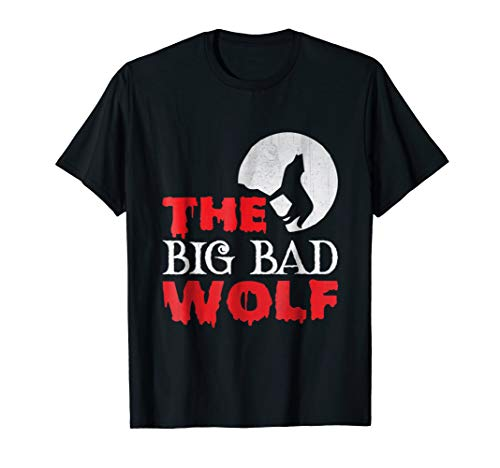 (The Big Bad Wolf Halloween Costume Funny Cute Gift)