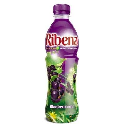 Ribena Ready to Drink Blackcurrant Juice - 12pk x 500ml