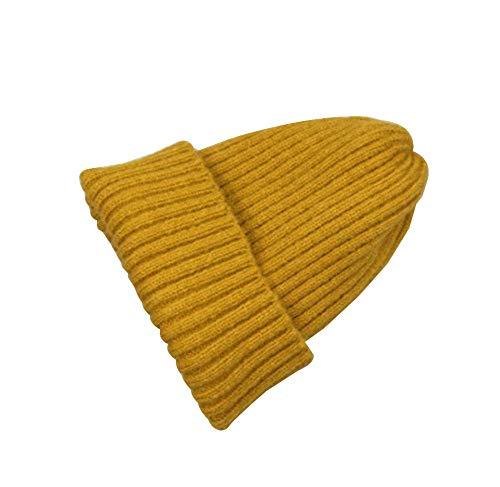 Punto de Sombrero Invierno Grueso Sombrero Temptation Multicolor14 para Terciopelo Punto de de Black Hombres Moda Sombrero Plus 1 qx1HwPBt