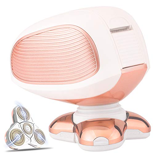 Women's Painless Hair Remover for Leg Women Epilator Hair Removal Electric Shaver for Women's Legs