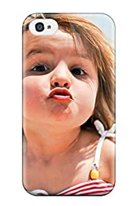Hot Style EYdnWnN8461rVkcW Protective Case Cover For Iphone4/4s(cute Little Girl)