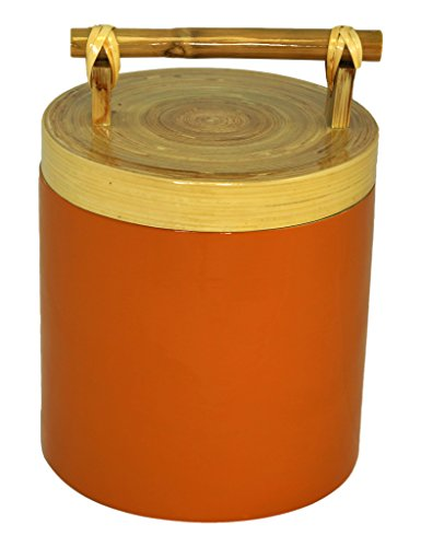 bodhi-tree-collections-eastern-sunrise-spun-bamboo-and-lacquer-canister-small-eastern-sunrise