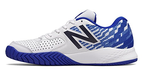 heren Balance royal Hard Blue Mc696v3 tennisschoenen New voor Court White aSwCqx