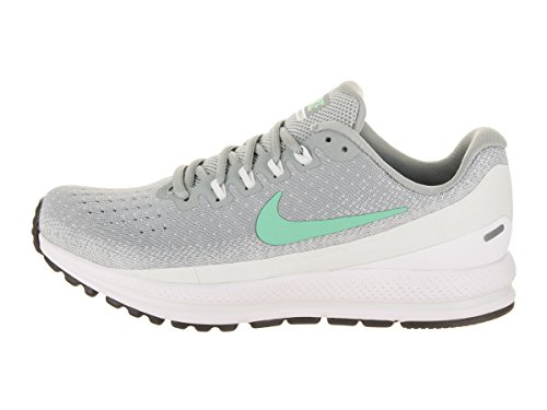 Light Green NIKE 9 Women's B Pumice Grey Running 13 Zoom Shoes Vomero Barely US Glow YwqYz