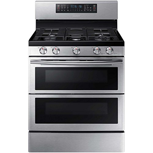 samsung 30 in gas range - 9
