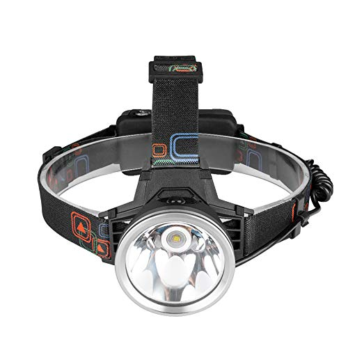 Hiking Flashlight Rechargeable,Rechargeable LED Headlamp Headlight Flashlight Head